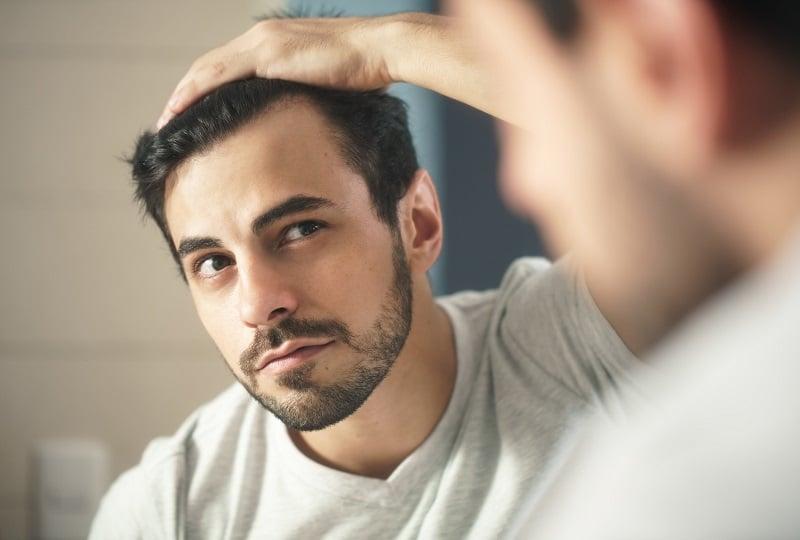 pourquoi greffe cheveux